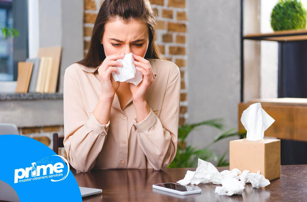 Stop Allergies by Keeping Your Home Clean